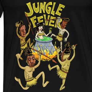 jungle fever Tee shirts - T-shirt Premium Homme