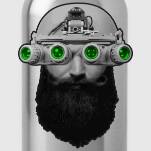 Beard & Night Vision - Water Bottle