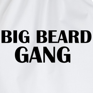 Big beard Gang Tee shirts - Sac de sport léger