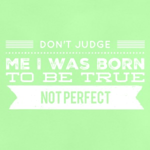 Don't judge me T-shirts - Baby T-shirt