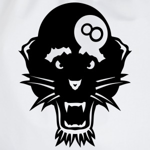 8 Ball Pool Panther-Logo T-Shirts - Turnbeutel