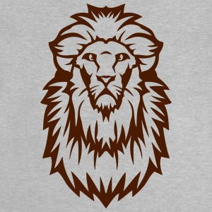 Lion drawing wild animal head 23103 Shirts - Baby T-Shirt