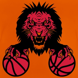 basketball Lion claw   club   Roar   mouth Shirts - Baby T-Shirt
