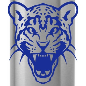 Leopard open mouth 3003 Hoodies & Sweatshirts - Water Bottle