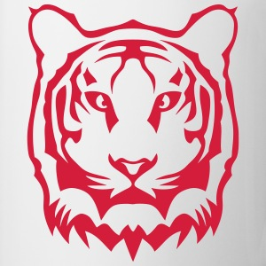 tiger head 2503 Sports wear - Mug