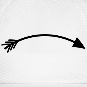 Right arrow T-Shirts - Baseball Cap