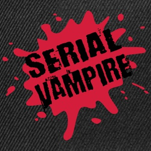 SERIAL vampire Tee shirts - Casquette snapback