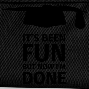 It's been fun but now I'm Done Camisetas - Mochila infantil