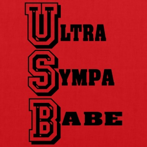 ultra sYMPA BABE 2 Tee shirts - Tote Bag