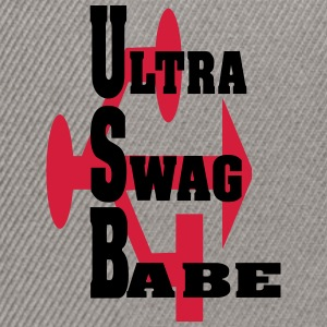 ultra sWAG BABE Tee shirts - Casquette snapback