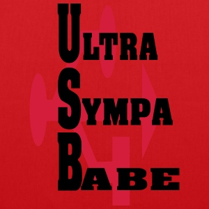 ultra sYMPA BABE Tee shirts - Tote Bag