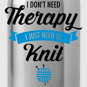 Therapy - Knit T-shirts - Vattenflaska