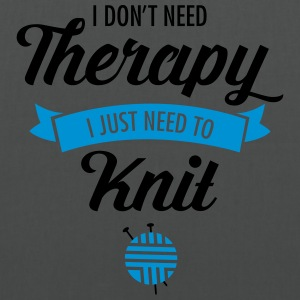 Therapy - Knit T-Shirts - Stoffbeutel