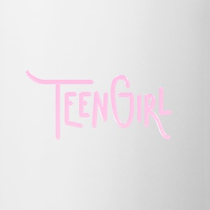 Teen Girl Tee shirts - Tasse