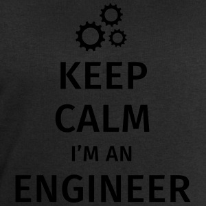 Keep Calm I'm an Engineer Magliette - Felpa da uomo di Stanley & Stella