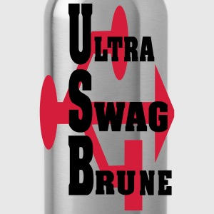 ultra sWAG bRUNE Tee shirts - Gourde