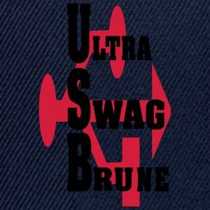 ultra sWAG bRUNE Tee shirts - Casquette snapback