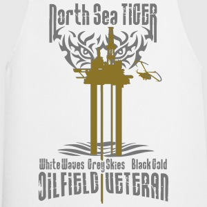 Oil Rig Oil Field Veteran T-Shirts - Cooking Apron