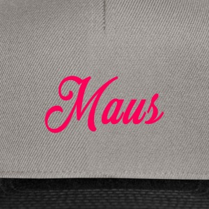 KIDS MAUS SWEATER by MAUS - Snapback cap