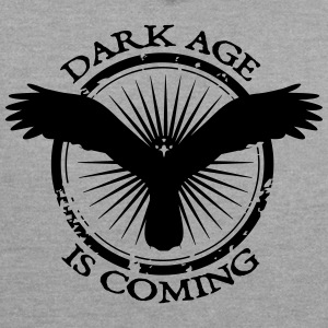 dark_age Tee shirts - Sweat-shirt contraste