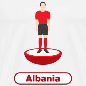 Albania football  - Men's Premium T-Shirt