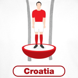 Croatia football - Men's Premium Hoodie