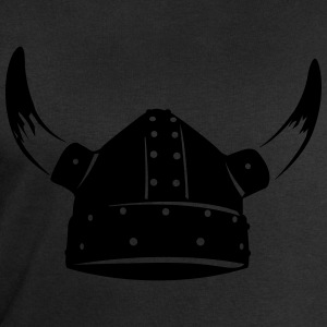 Viking helmet T-Shirts - Men's Sweatshirt by Stanley & Stella