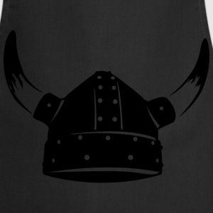 Viking helm T-shirts - Keukenschort