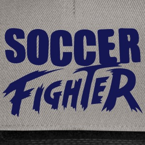 soccer fighter Tee shirts - Casquette snapback