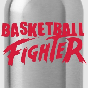Basketball-Kämpfer T-Shirts - Trinkflasche