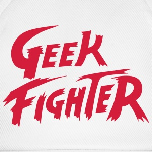 geek_fighter Pullover & Hoodies - Baseballkappe