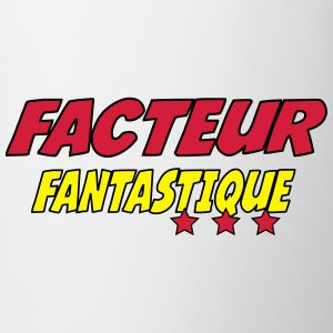 Facteur fantastique Tee shirts - Tasse