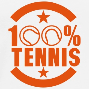 100 tennis ball Sports wear - Men's Premium T-Shirt