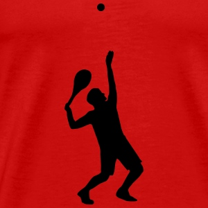 Tennis, tennis player Sports wear - Men's Premium T-Shirt