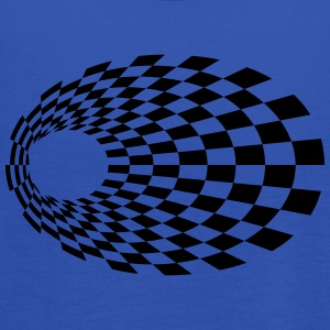 Optical Illusion 21B T-Shirts - Women's Tank Top by Bella