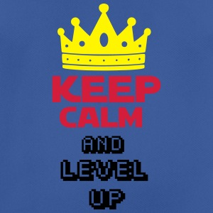 KEEP CALM AND  LEVEL UP Bouteilles et Tasses - T-shirt respirant Homme