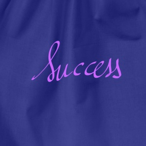 Success - Drawstring Bag