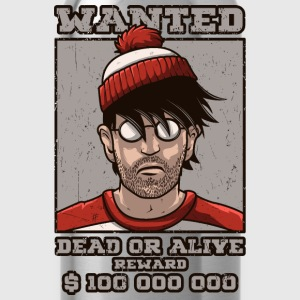 Wanted - Gourde