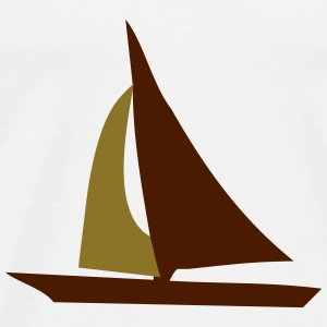 sailing Hoodies & Sweatshirts - Men's Premium T-Shirt
