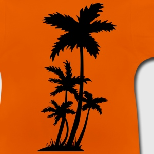 palm trees Shirts - Baby T-shirt