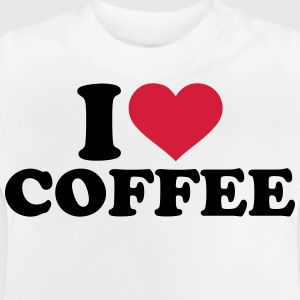 I love Coffee T-Shirts - Baby T-Shirt
