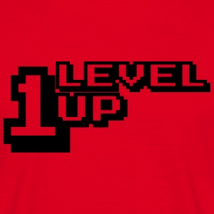 level up Tabliers - T-shirt Homme