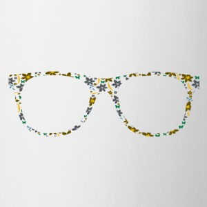 Hippie glasses  - Mug