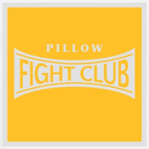 Pillow Fight Club - Männer Premium T-Shirt