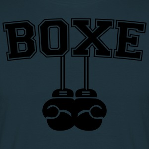 Boxe Tabliers - T-shirt Homme