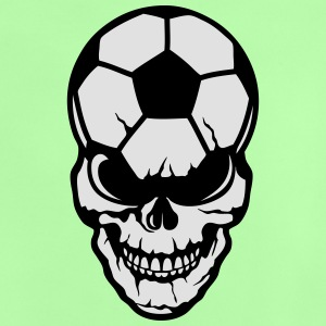 football soccer skull balloon 8 Shirts - Baby T-Shirt