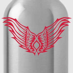 Wing pair 15032 T-Shirts - Water Bottle