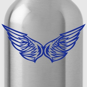 Wing pair 1503 Long sleeve shirts - Water Bottle