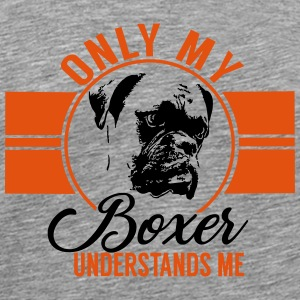 Only my Boxer Other - Men's Premium T-Shirt