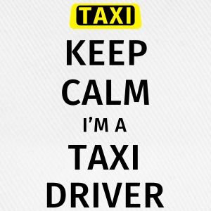 Keep Calm I'm a Taxidrive T-shirts - Baseballcap